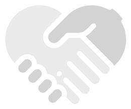 All Friends Network - Logo Icon - White